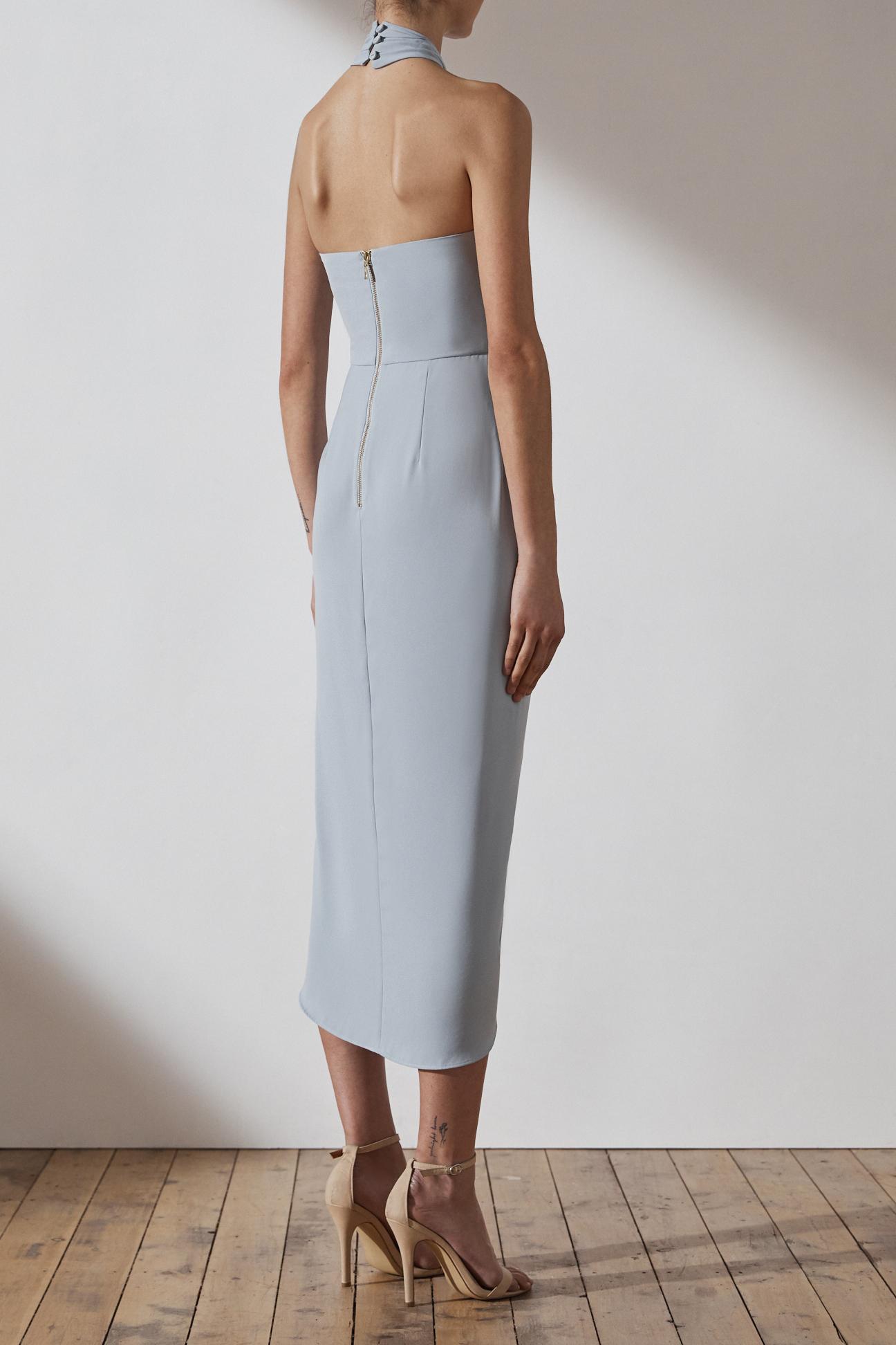 Amanda Knot Dress