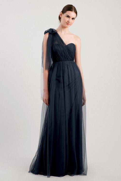 Annabelle Bridesmaids Dress by Jenny Yoo - Navy