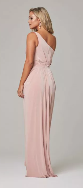 Eloise Bridesmaids Dress Blush