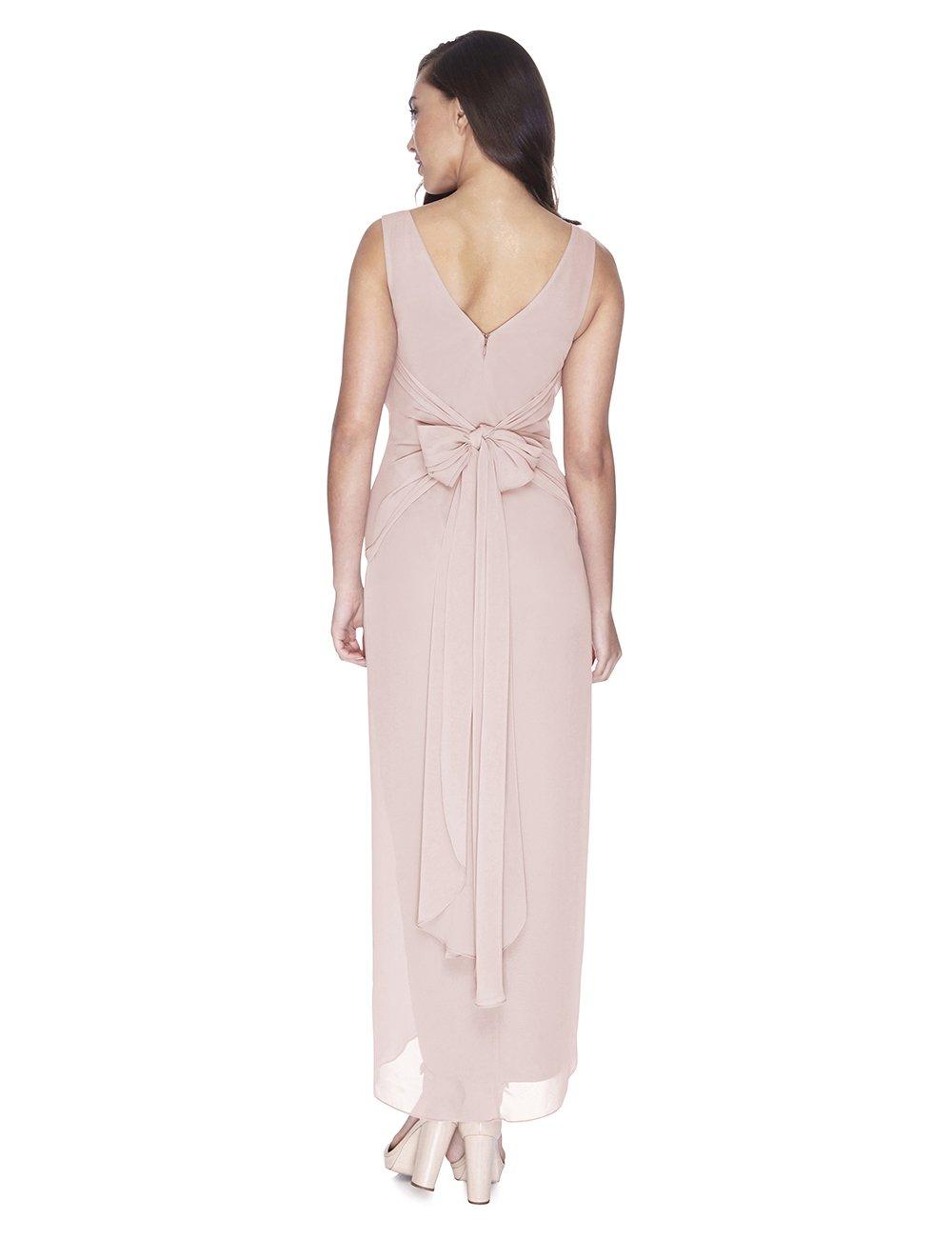 Try Before You Buy Bridesmaids Dress Ella in Tea Time