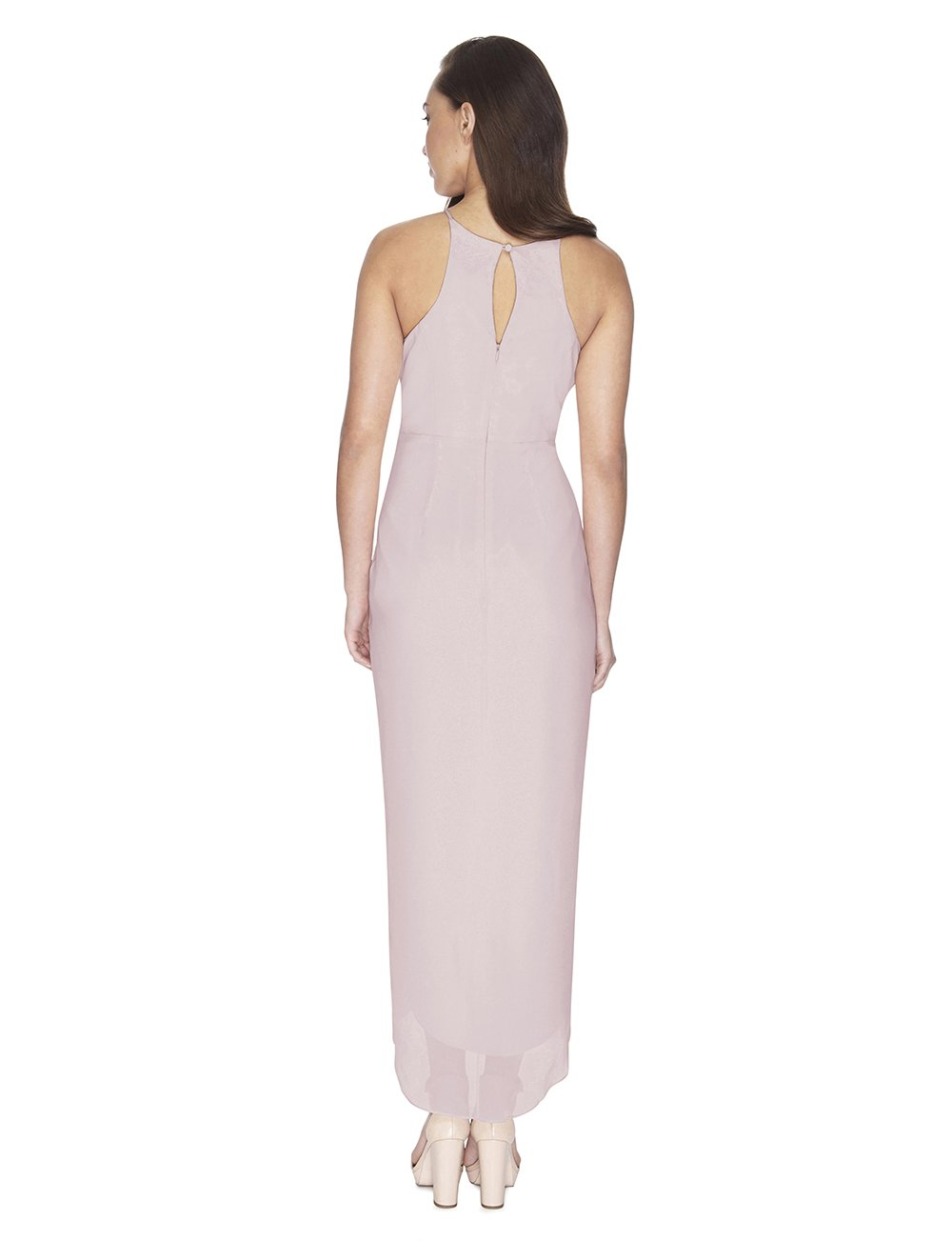 Try Before You Buy Bridesmaids Dress Skye in Tea Time