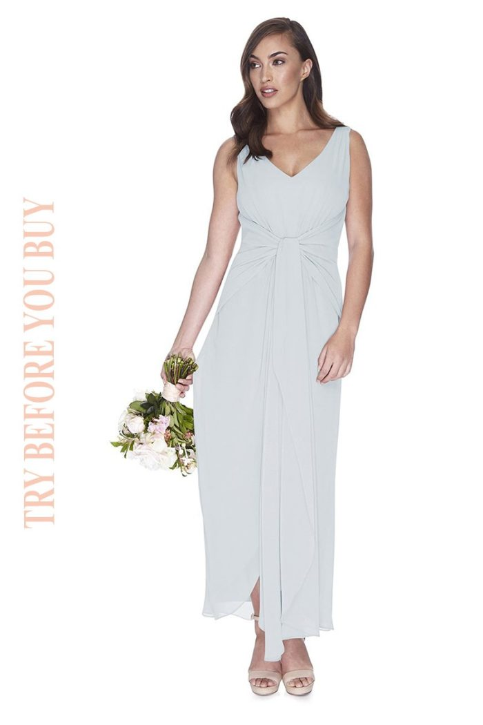 Try Before You Buy Bridesmaids Dress Ella in Love Is