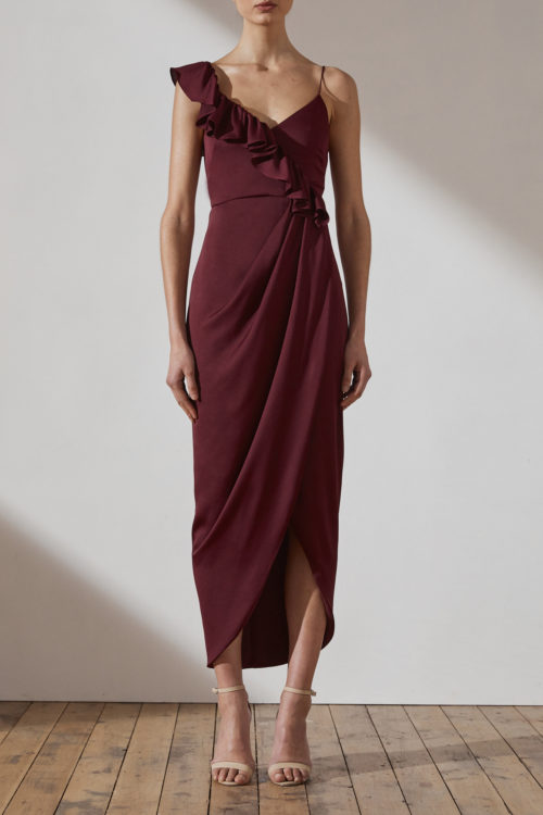 Shona Joy Amy Bridesmaids Dress