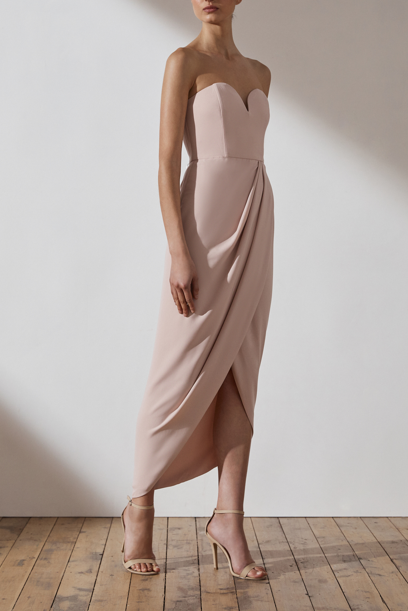 Shona Joy Zoe Bridesmaids Dress