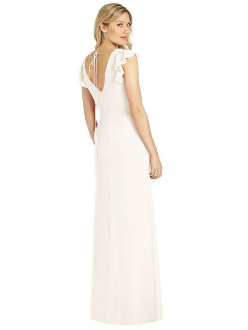 Ivory Bridesmaids Dress