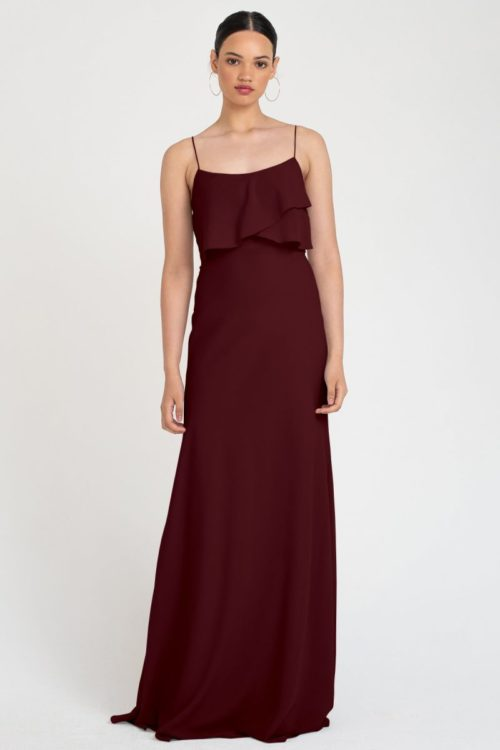 Blake Bridesmaids Dress by Jenny Yoo - Hibiscus