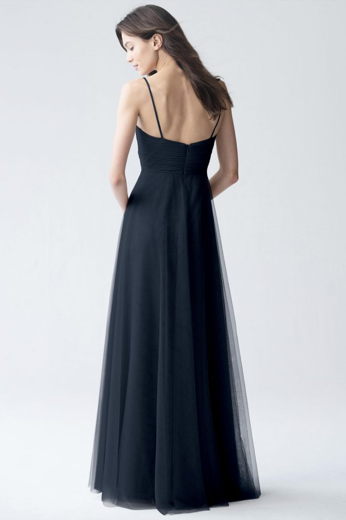 Brielle Bridesmaids Dress by Jenny Yoo - Navy