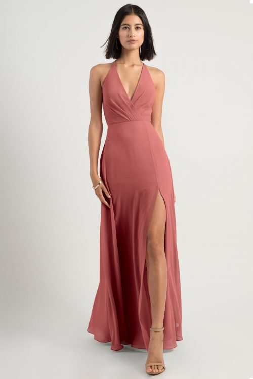 Bryce Bridesmaids Dress by Jenny Yoo - Dusty Rose