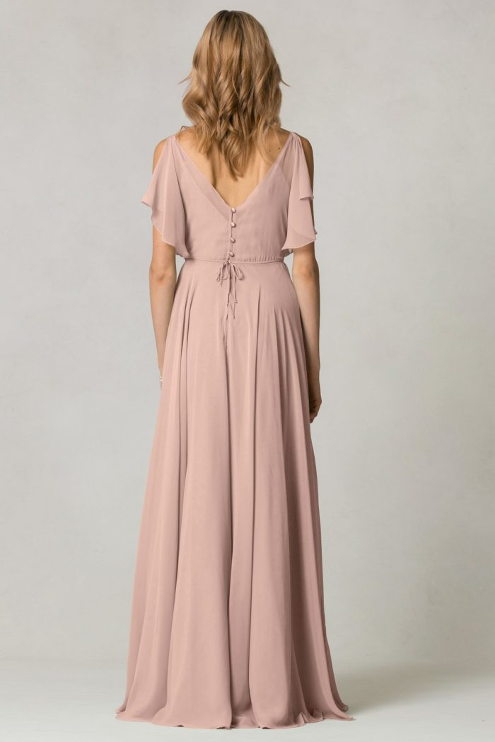 Cassie Bridesmaids Dress by Jenny Yoo - Whipped Apricot
