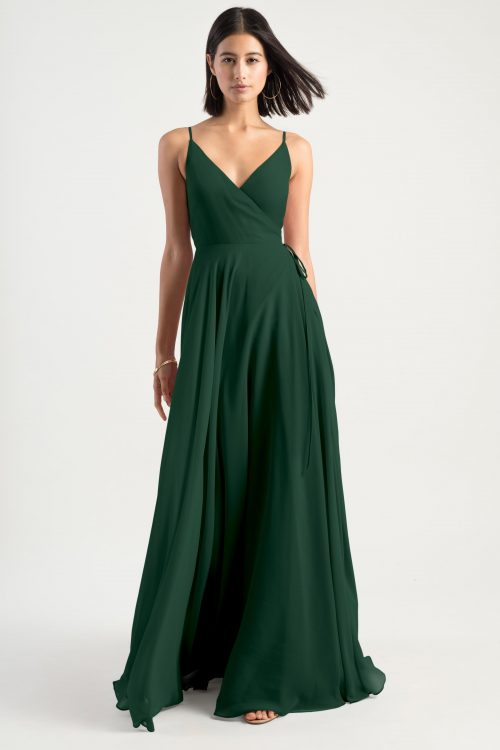 James Bridesmaids Dress by Jenny Yoo - Forest