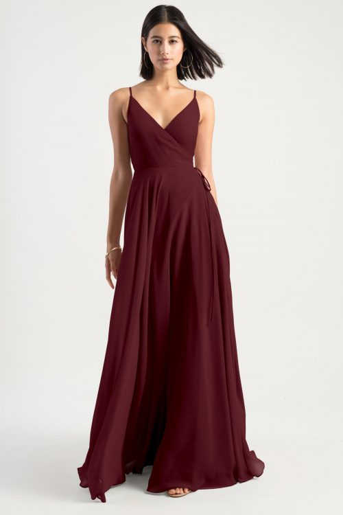 James Bridesmaids Dress by Jenny Yoo - Hibiscus
