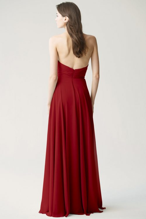 Adeline Bridesmaids Dress by Jenny Yoo - Sangria