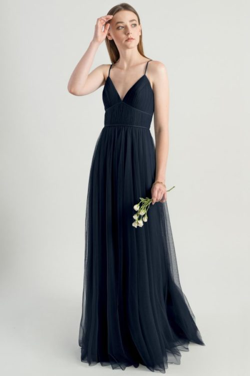 Ali Bridesmaids Dress by Jenny Yoo - Navy