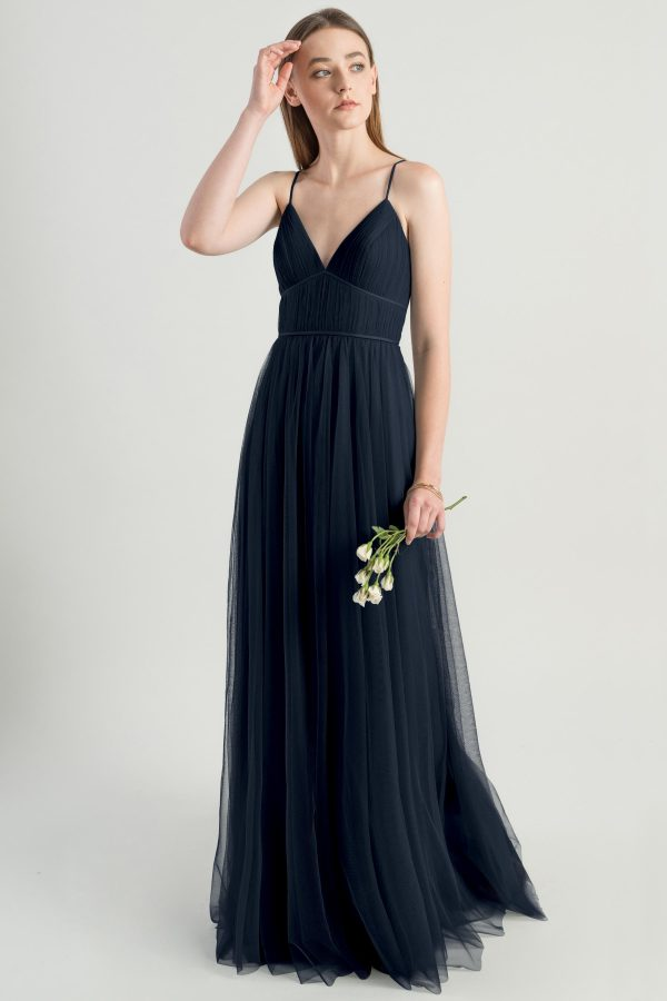 Ali Bridesmaids Dress by Jenny Yoo - Navy