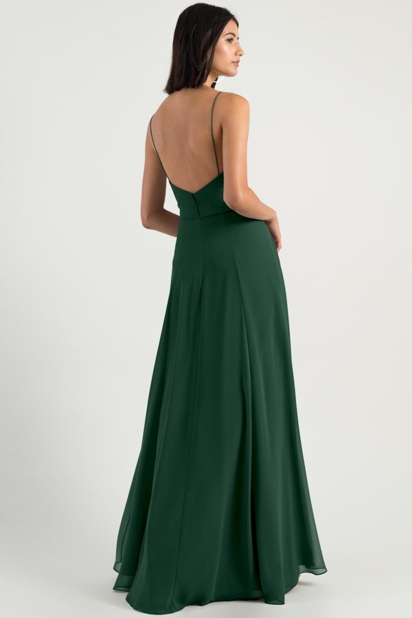 Amara Bridesmaids Dress by Jenny Yoo - Forest