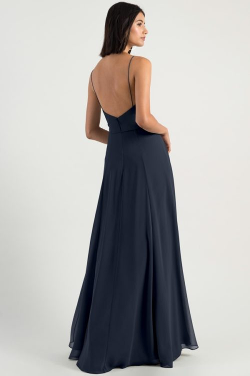 Amara Bridesmaids Dress by Jenny Yoo - Navy