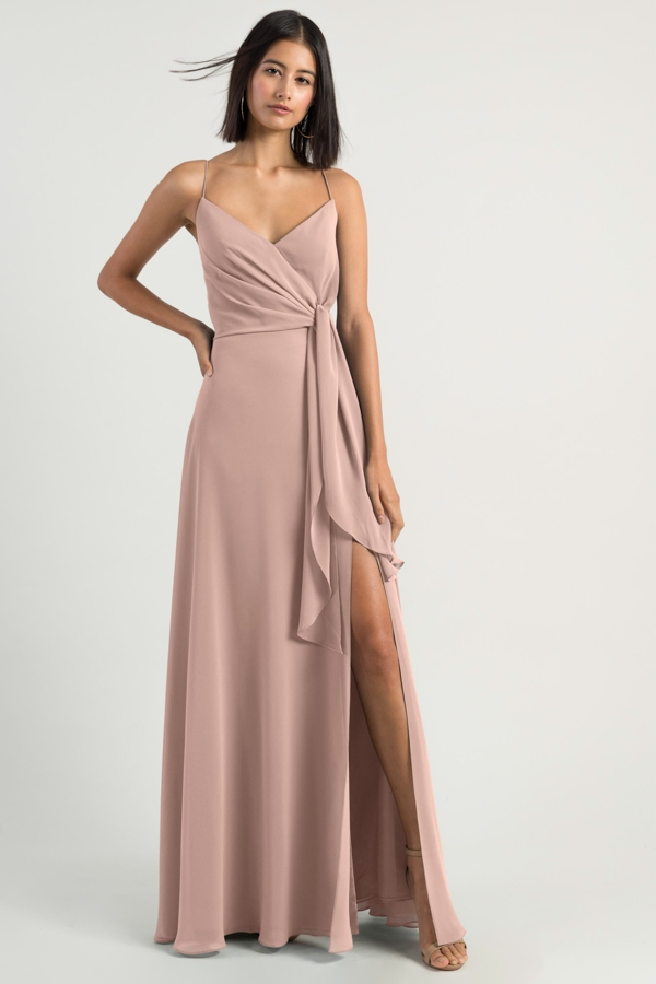 Whipped Apricot Bridesmaids Dress