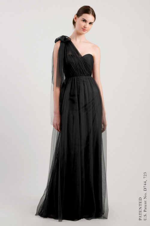 Annabelle Bridesmaids Dress by Jenny Yoo - Onyx
