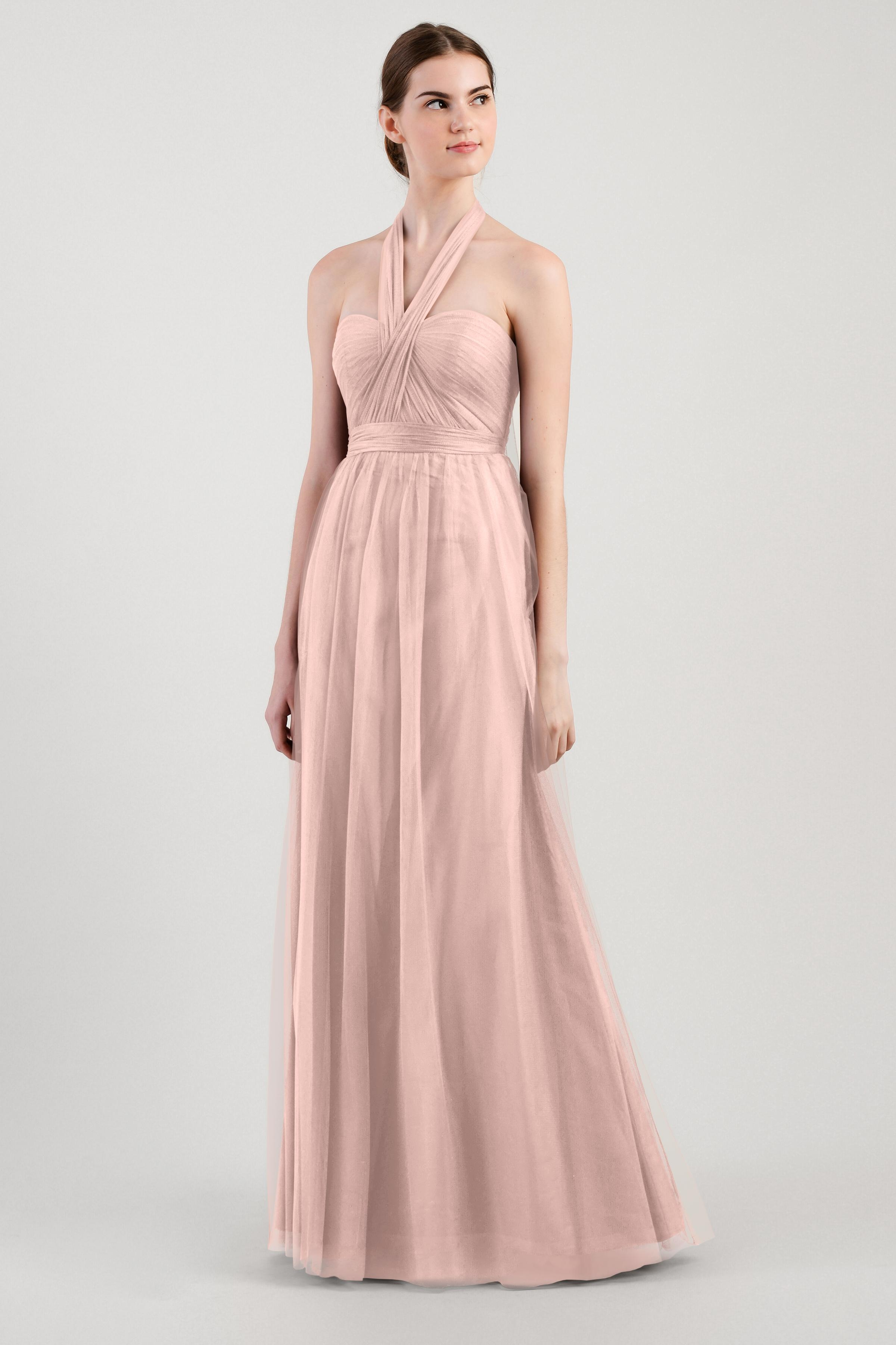 Annabelle Bridesmaids Dress By Jenny Yoo Whipped Apricot