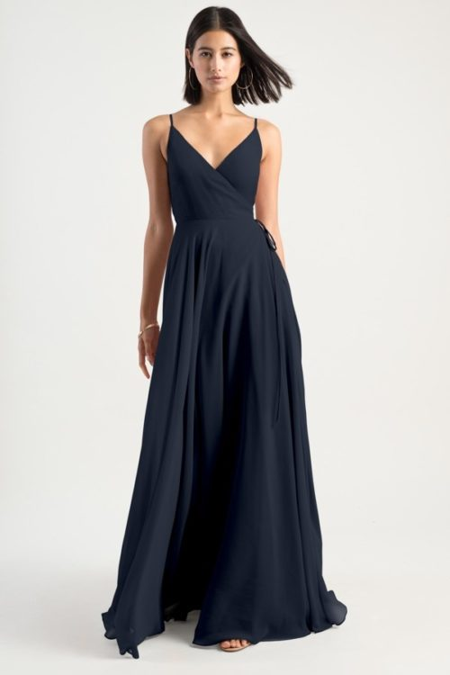 Navy Blue James Bridesmaids Dress by Jenny Yoo