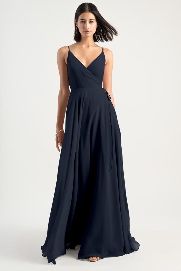 Navy Blue James Bridesmaids Dress by Jenny Yoo