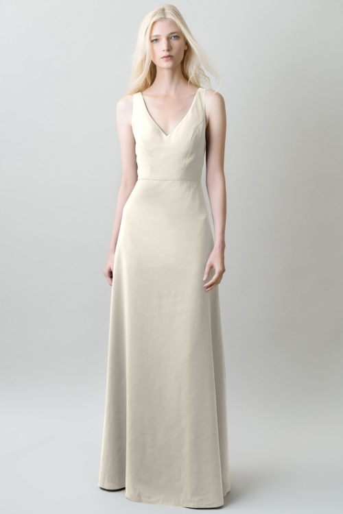 Delaney Bridesmaids Dress by Jenny Yoo - Ivory