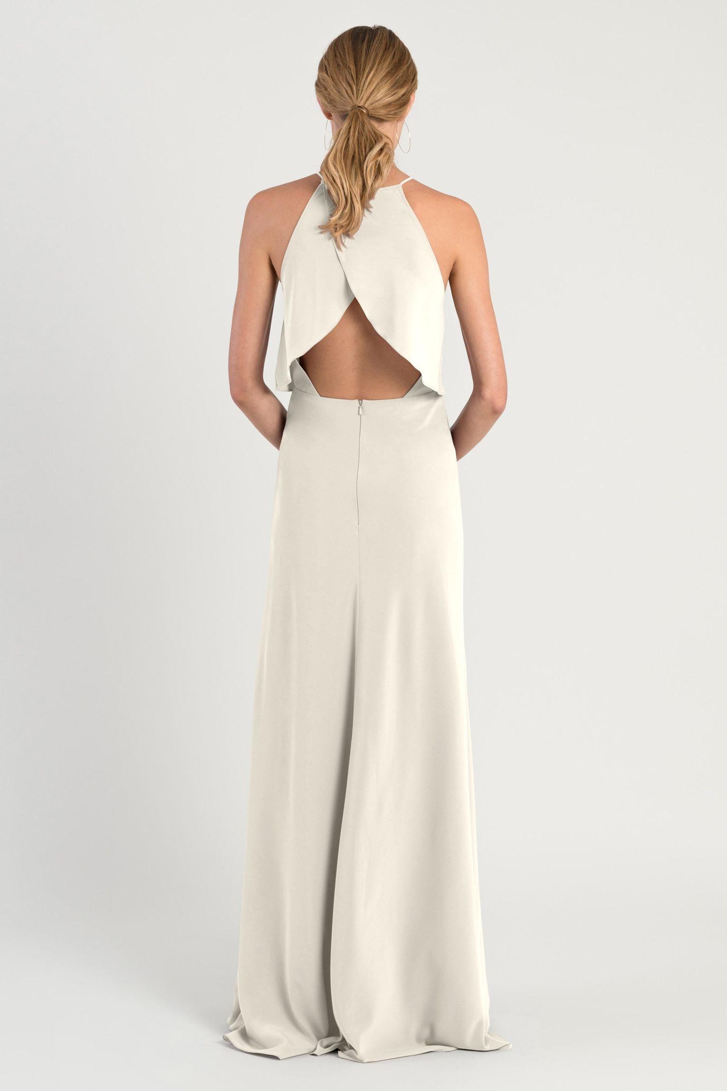 Elle Bridesmaids Dress by Jenny Yoo - Ivory
