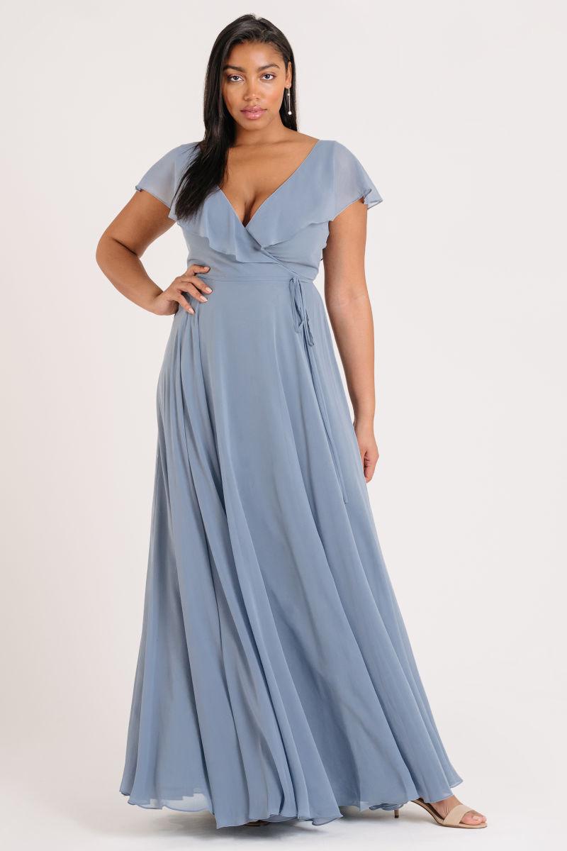 Faye Bridesmaids Dress by Jenny Yoo Curvy