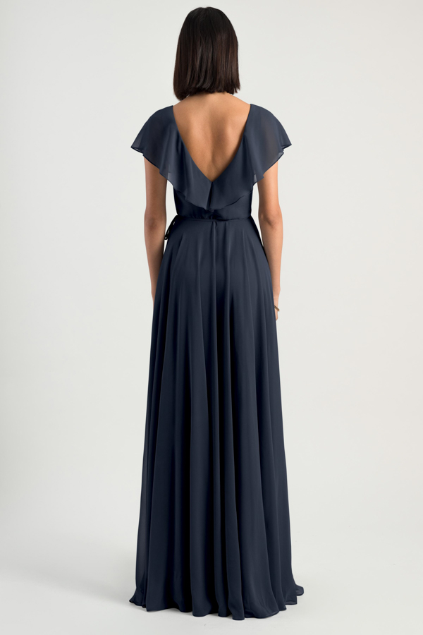 Faye Bridesmaids Dress by Jenny Yoo - Navy