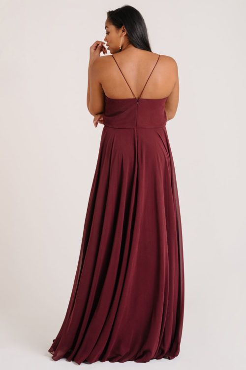 Inesse Bridesmaids Dress by Jenny Yoo - Hibiscus