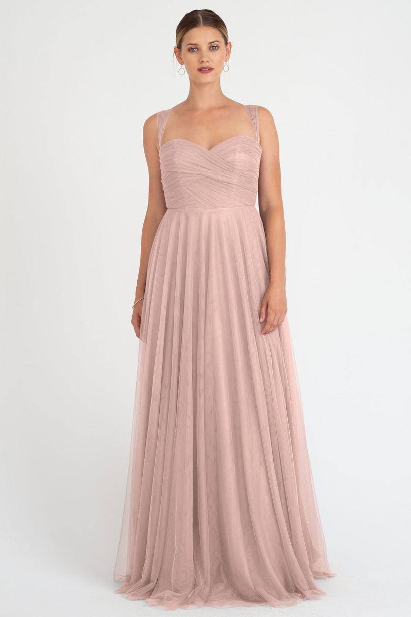 Julia Bridesmaids Dress by Jenny Yoo - Whipped Apricot