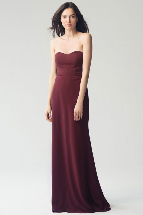 Kylie Bridesmaids Dress by Jenny Yoo - Hibiscus