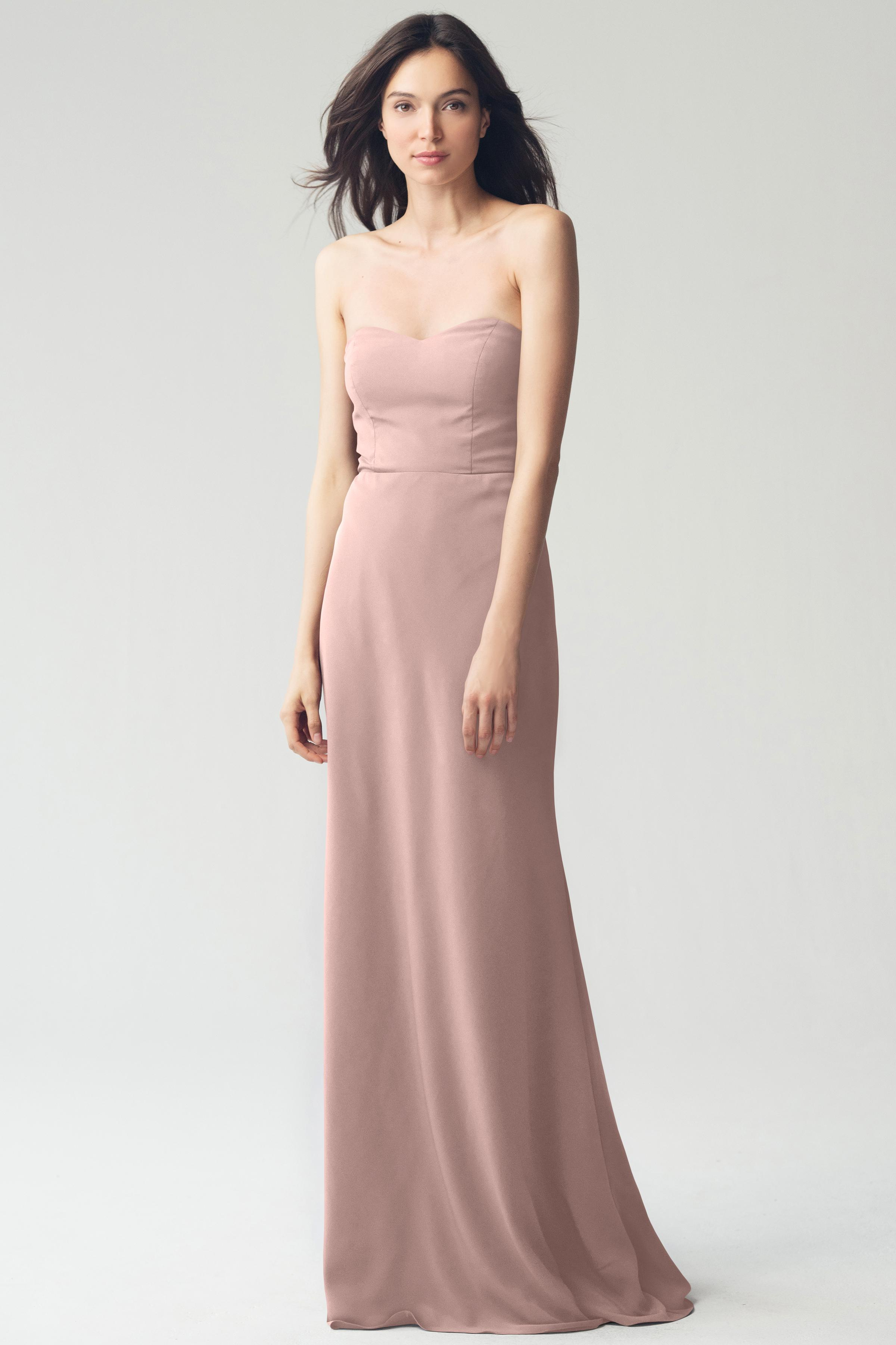 Kylie Bridesmaids Dress by Jenny Yoo - Whipped Apricot