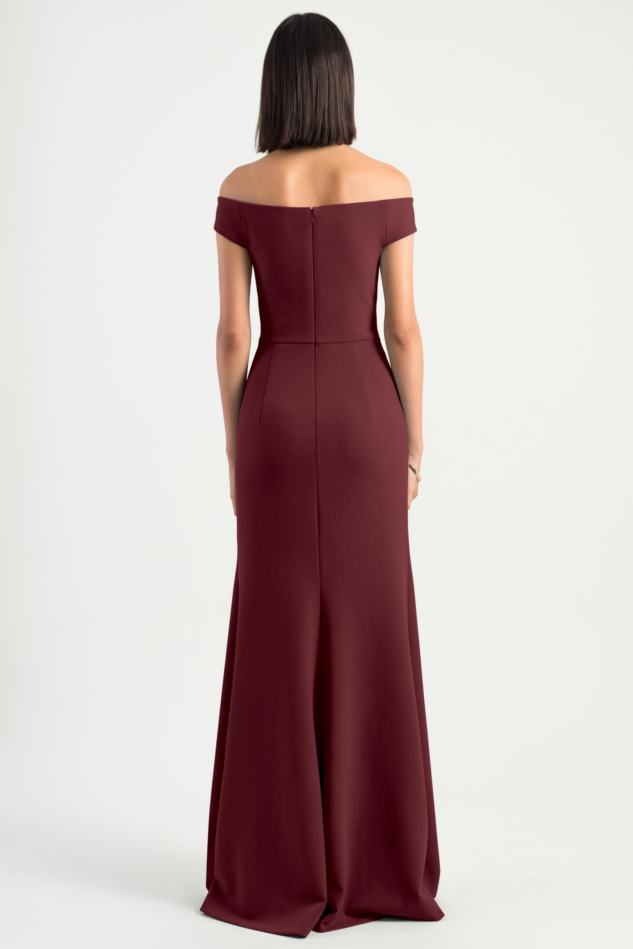 Larson Bridesmaids Dress by Jenny Yoo - Hibiscus