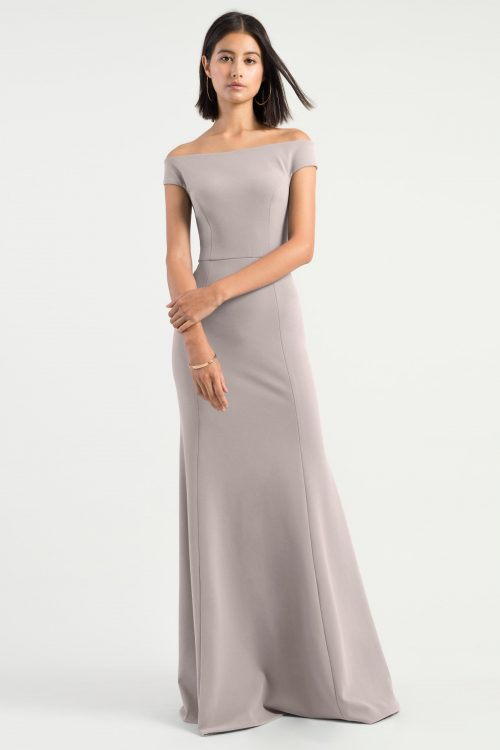 Larson Bridesmaids Dress by Jenny Yoo - Quartz