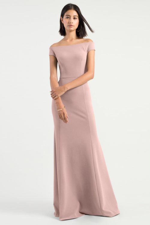 Larson Bridesmaids Dress by Jenny Yoo - Whipped Apricot