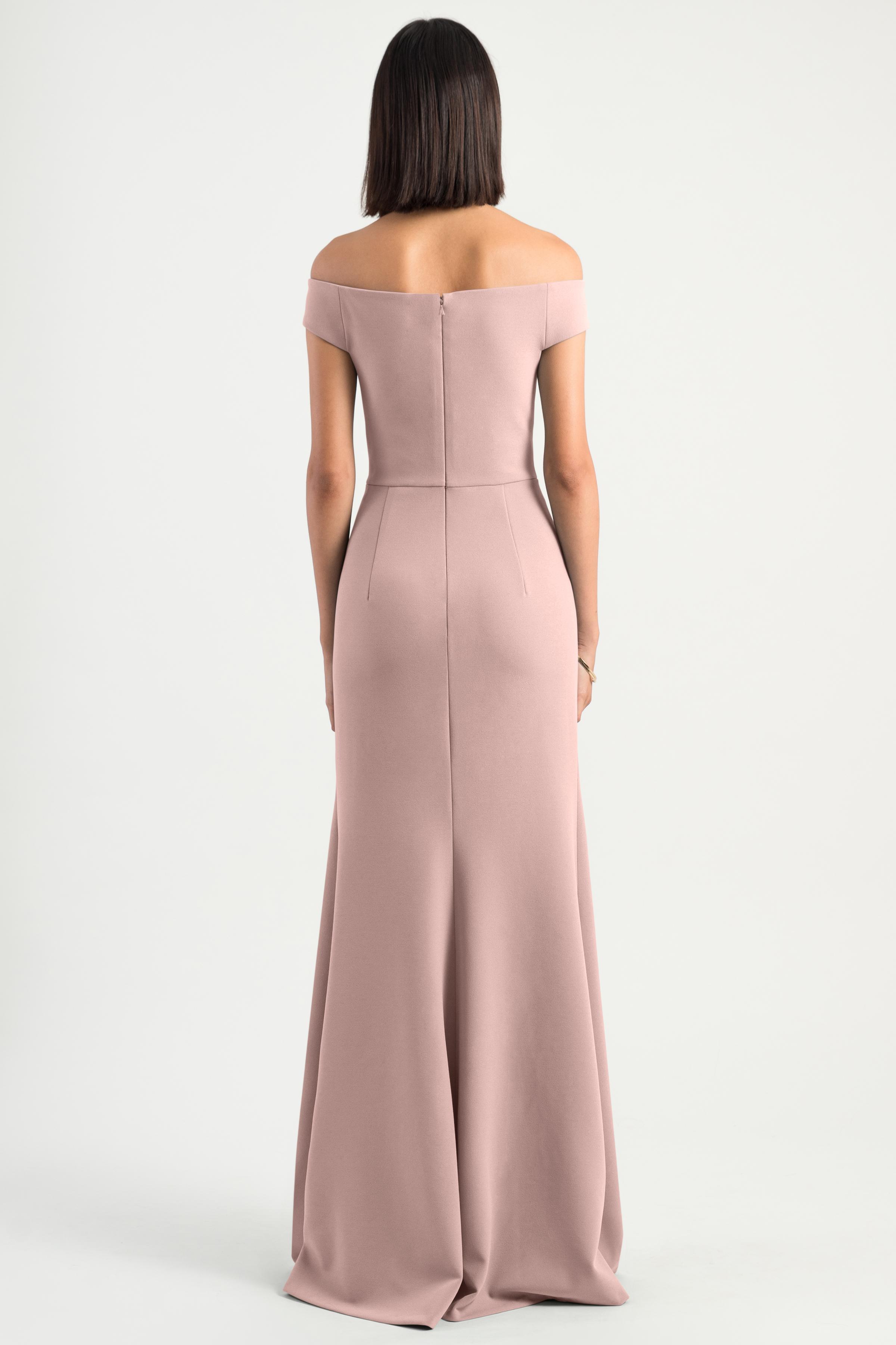Larson Bridesmaids Dress by Jenny Yoo - Whipped Apricot