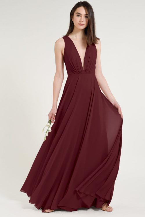 Ryan Bridesmaids Dress by Jenny Yoo - Hibiscus
