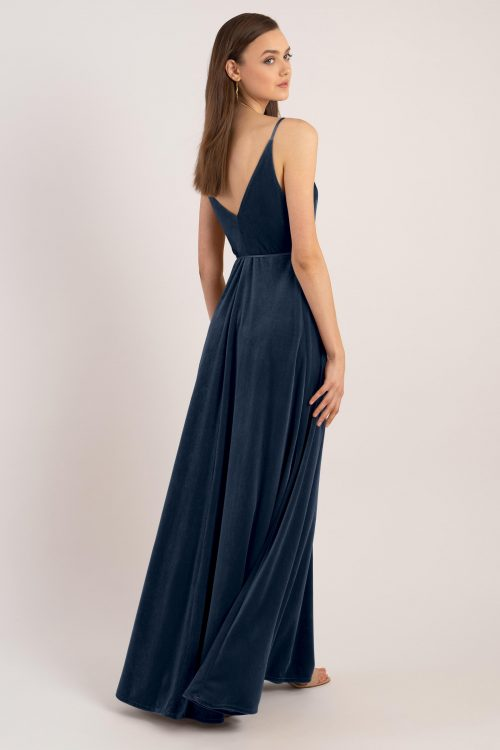 Andi Bridesmaids Dress by Jenny Yoo - French Blue