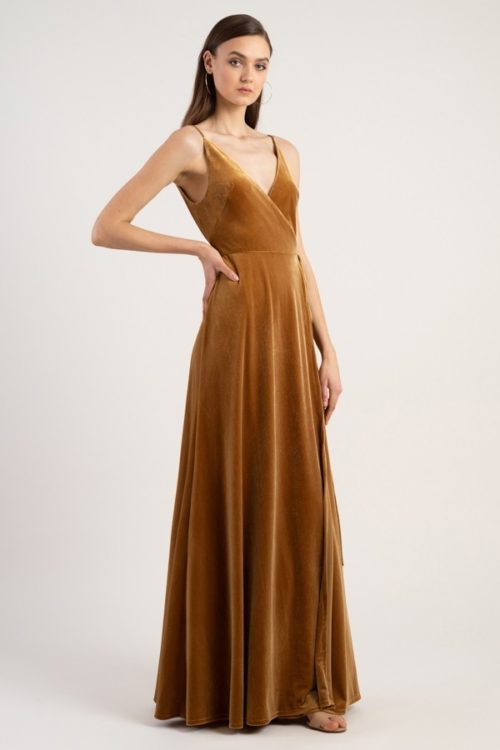 Andi Bridesmaids Dress by Jenny Yoo - Marigold
