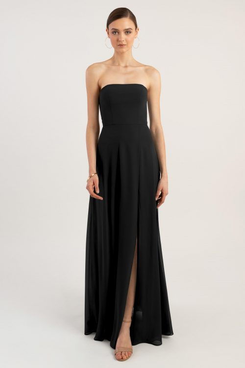 Essie Bridesmaids Dress by Jenny Yoo - Black