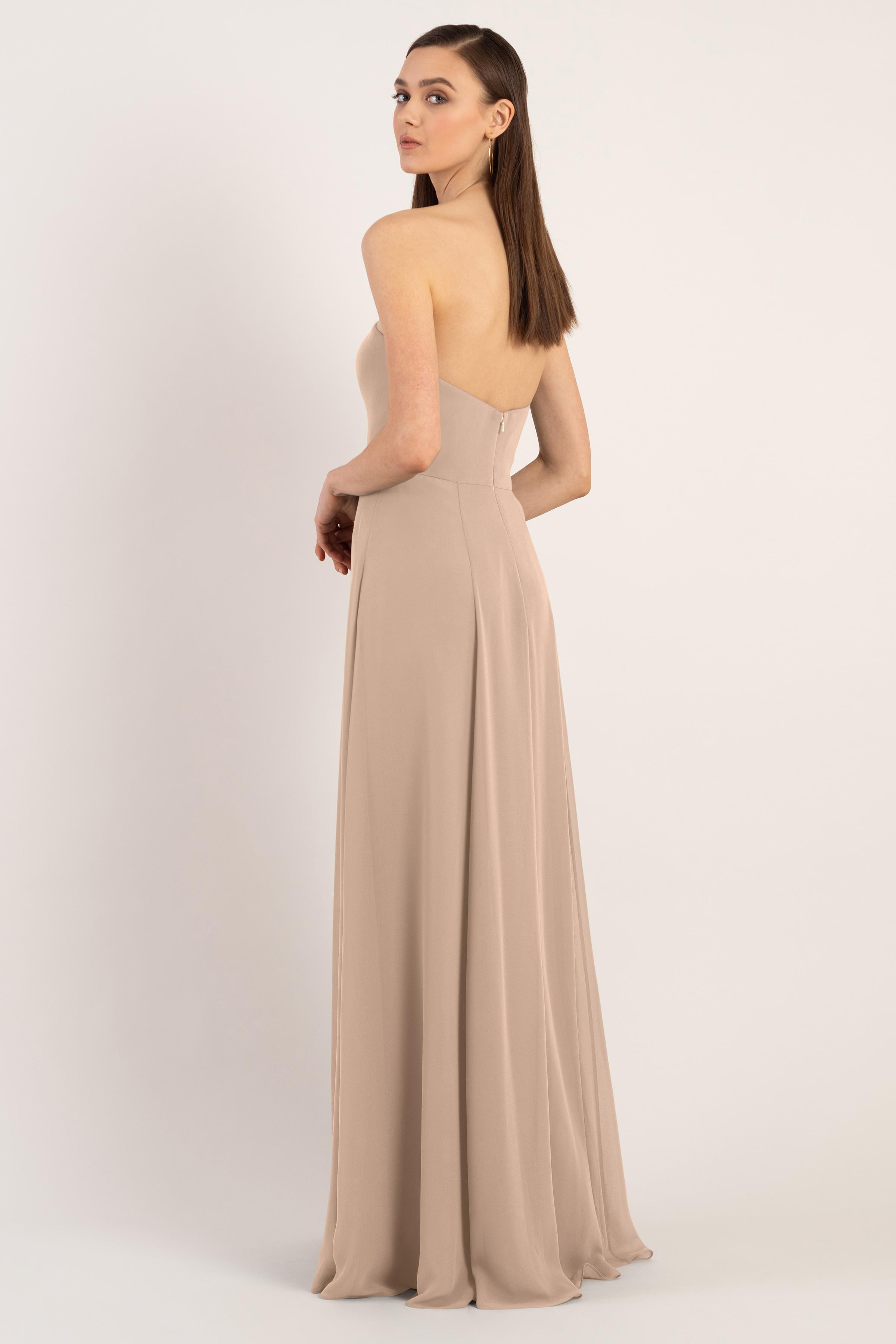 Essie Bridesmaids Dress by Jenny Yoo - Desert Rose