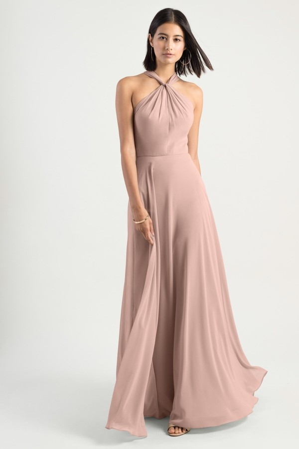 Halle Bridesmaids Dress by Jenny Yoo - Whipped Apricot