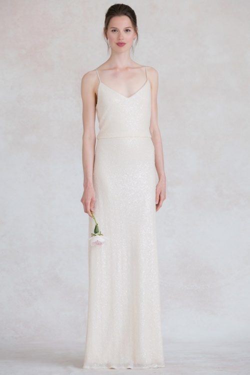 Jules Bridesmaids Dress by Jenny Yoo - Vanilla