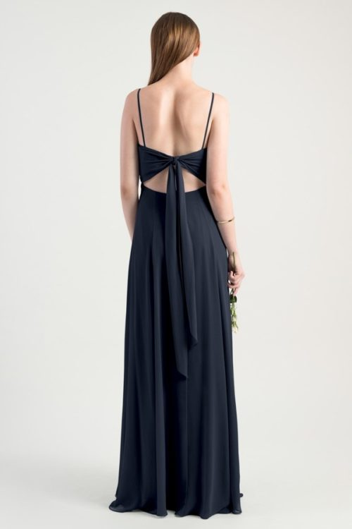 Kiara Bridesmaids Dress by Jenny Yoo - Navy