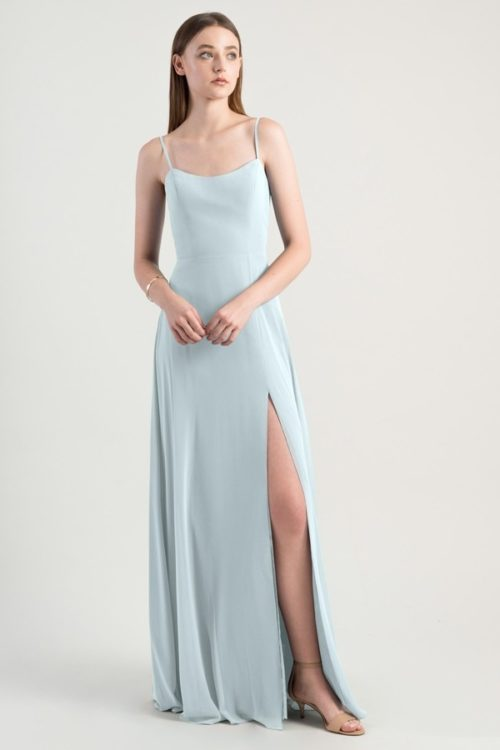 Kiara Bridesmaids Dress by Jenny Yoo - Serenity Blue