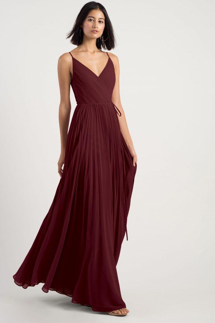 Kimi Bridesmaids Dress by Jenny Yoo - Hibiscus