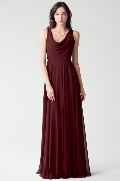 Liana Bridesmaids Dress by Jenny Yoo - Hibiscus