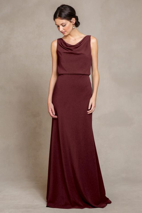 Madelyn Bridesmaids Dress by Jenny Yoo - Hibiscus