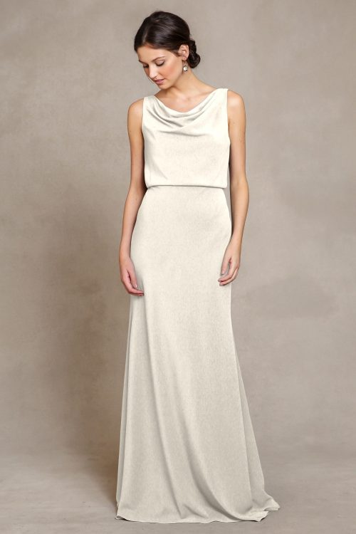 Madelyn Bridesmaids Dress by Jenny Yoo - Ivory